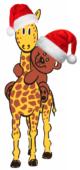 Giraffenbären